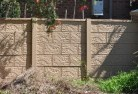 Kennaicle Creek Brick fencing 20